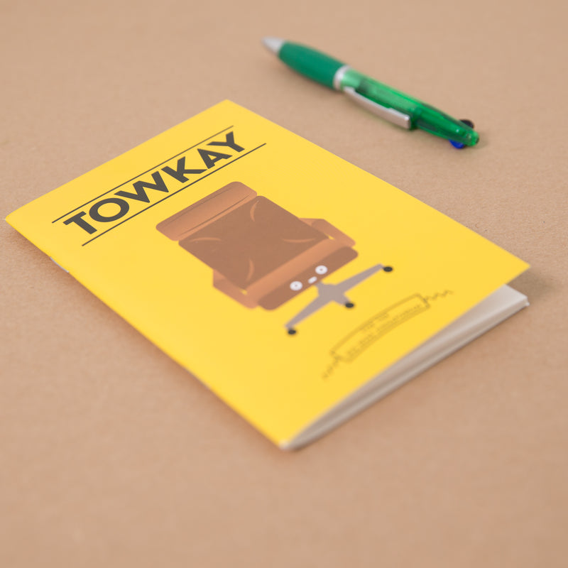 Towkay Notebook