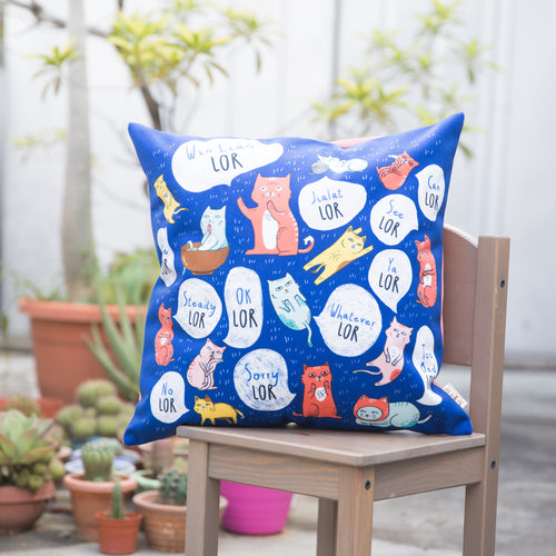 Lor Cushion Cover