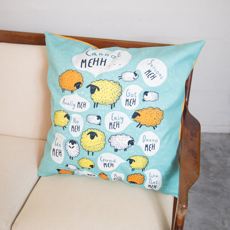 Meh XL Cushion Cover