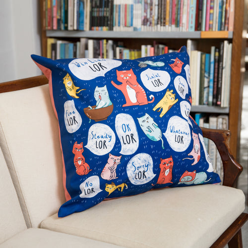 Lor XL Cushion Cover