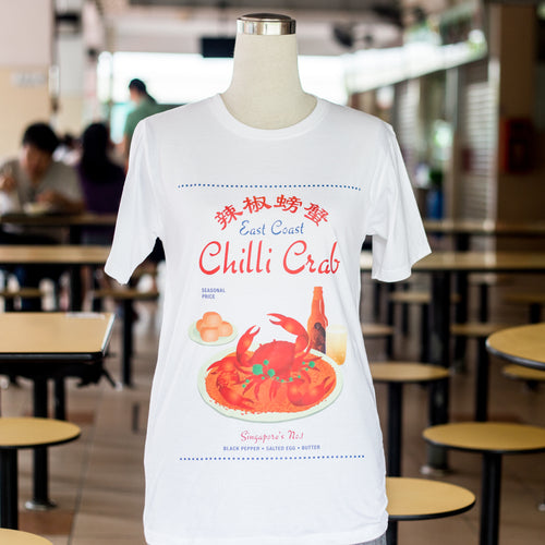 Chilli Crab T-shirt