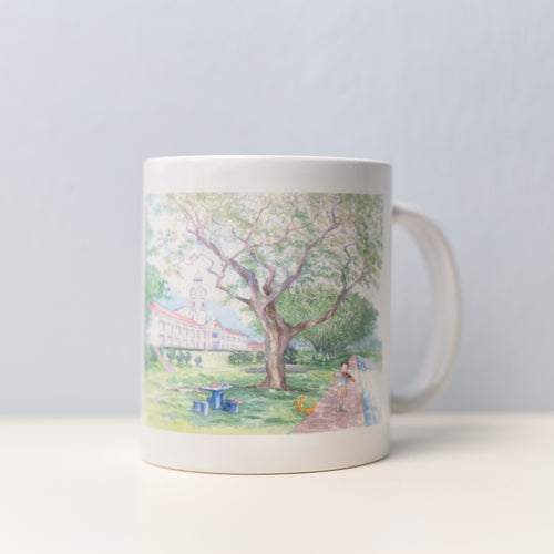 云树苍茏 Amidst Trees Strong and Tall Mug