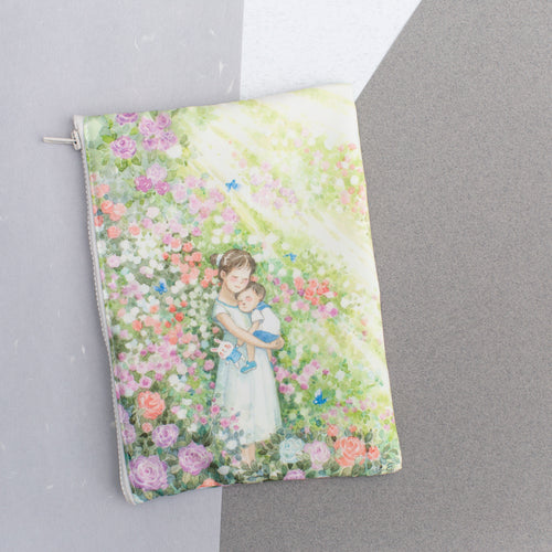 Fragrance in Dreams (Mother and Child) Pouch