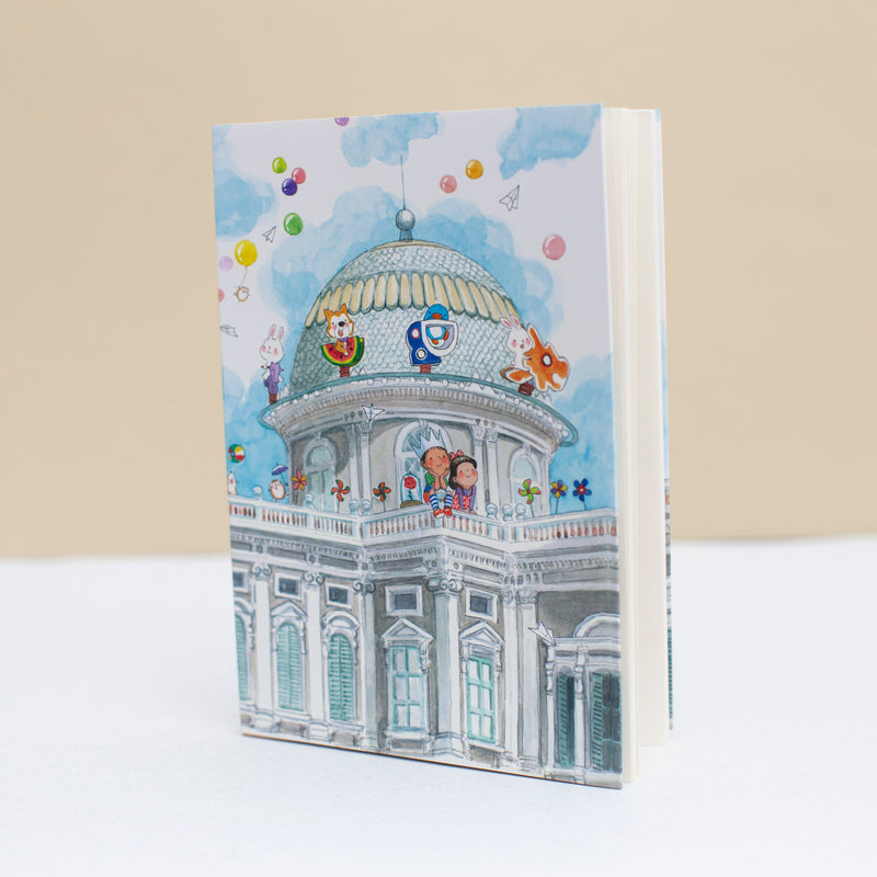 Merry Go Dome 8.90 Notebook