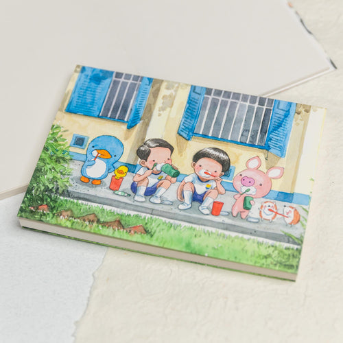 Healthy Teeth, Happy Kids 8.90 Notebook