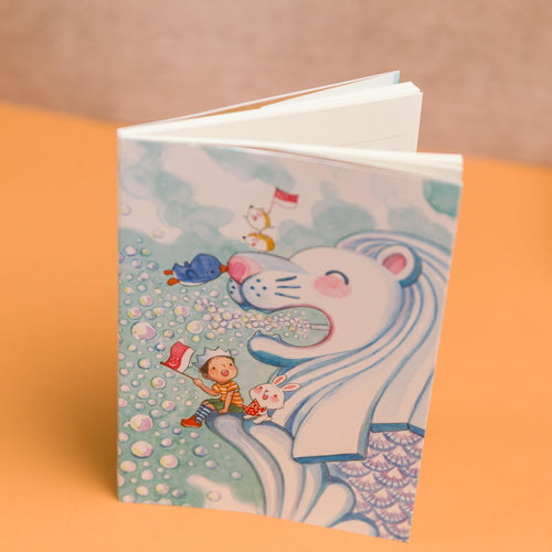 Merlion Big Love 8.90 Notebook