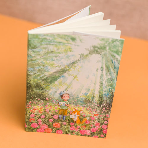 Letter of Hope 8.90 Notebook