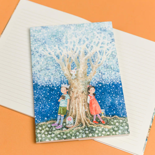 Under the Starry Tree 8.90 Notebook