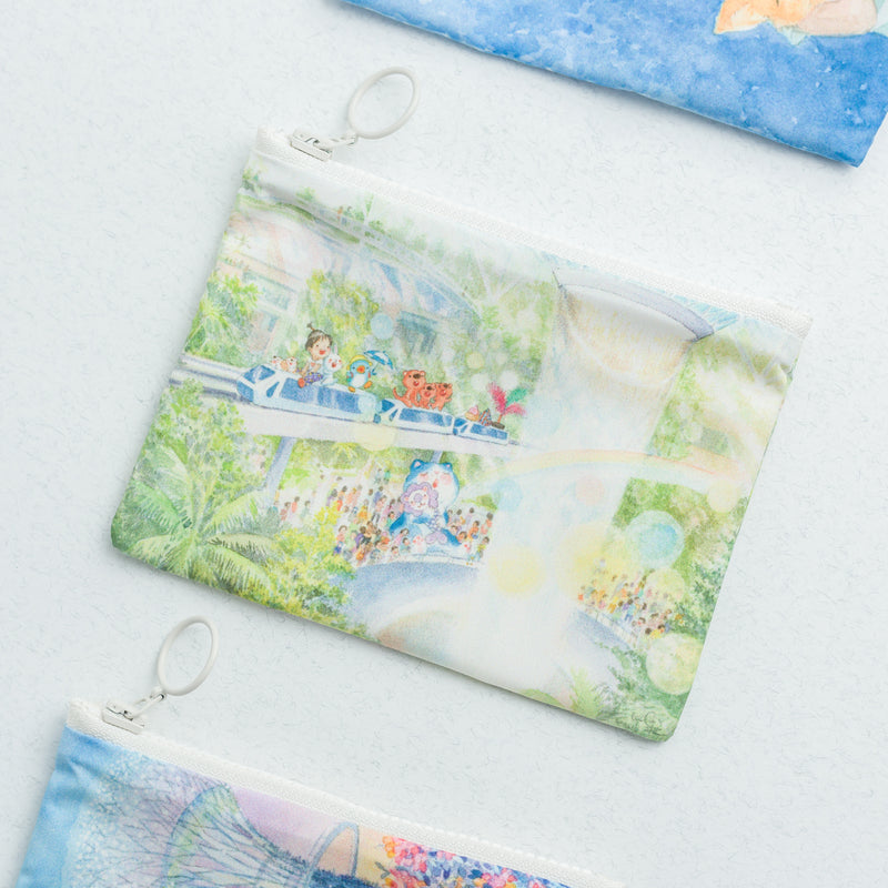 Changi Jewel (Sunshine Candyland) Coin Pouch