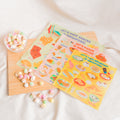 (PRE-ORDER) Singapore Breakfast Beeswax Food Wrap