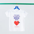You Make My Heart Go Bedok Bedok T-Shirt