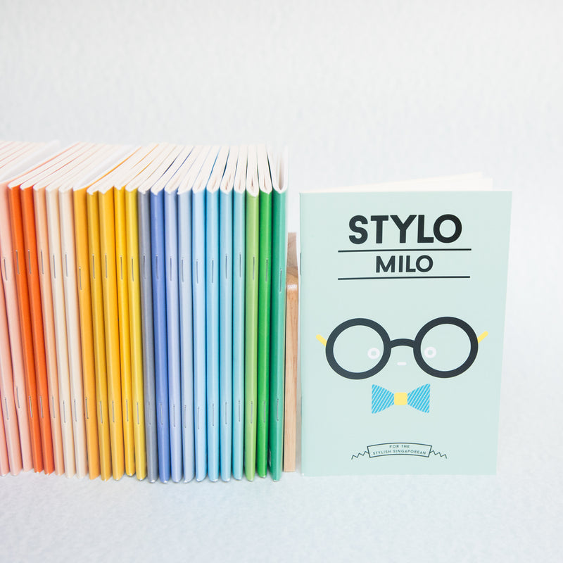 Stylo Milo Notebook