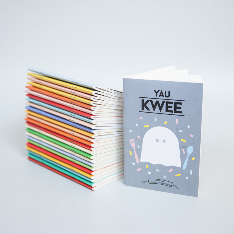 Yau Kwee Notebook