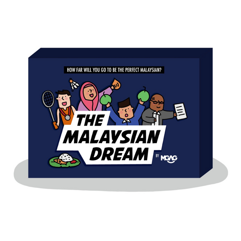 The Malaysian Dream Card Deck by MGAG