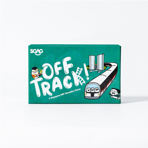 Off Track! Game by SGAG