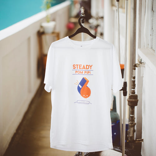 Steady Pom Pi Pi T-Shirt