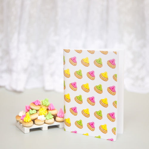 Biscuit / Ice Lolly Notebook