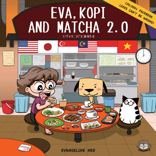 Eva, Kopi and Matcha 2.0