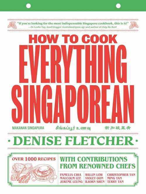How to cook everything Singaporean