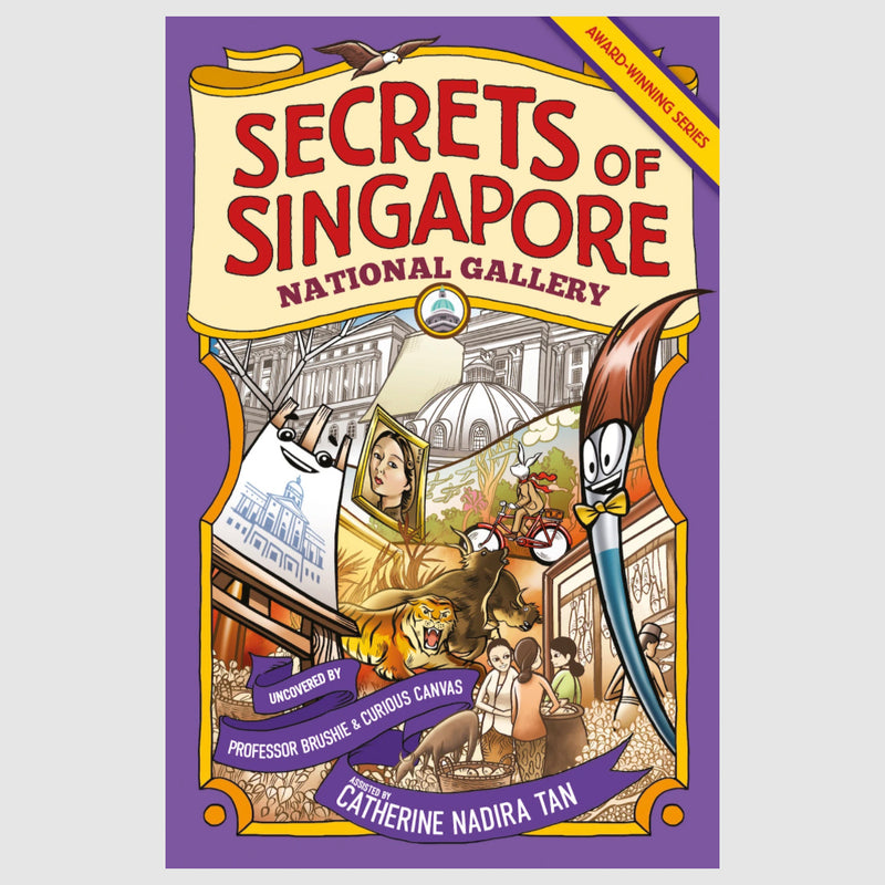 Secrets of Singapore: National Gallery