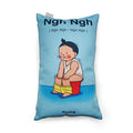 Shee Shee / Ngh Ngh Cushion Cover