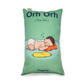 Orh Orh / Pom Pom Cushion Cover