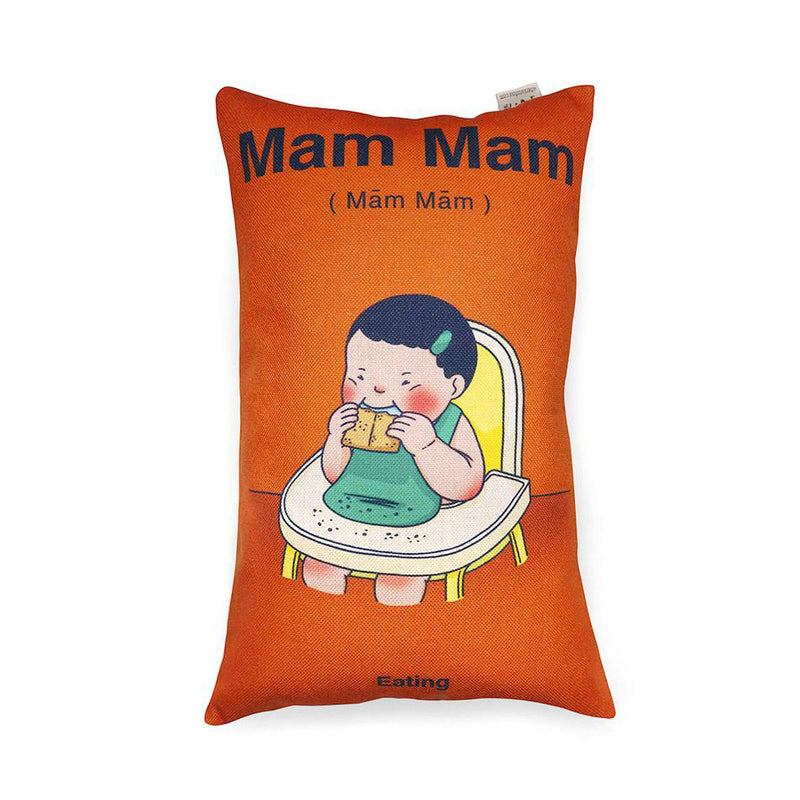 Mam Mam / Gai Gai Cushion Cover