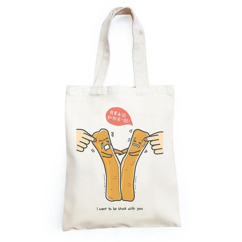 Youtiao Tote Bag