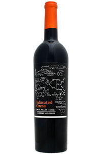Educated Guess Cabernet Sauvignon 2015