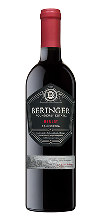 Beringer Merlot Founders' Estate 2015