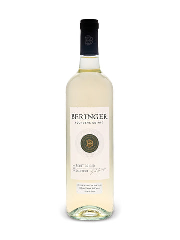 Beringer Pinot Grigio Founders' Estate 2015