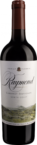 Raymond Vineyards Cabernet Sauvignon Family Classic 2016