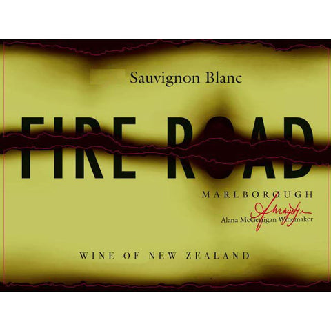 Fire Road Sauvignon Blanc 2014