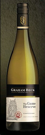 Graham Beck Chardonnay The Game Reserve 2014