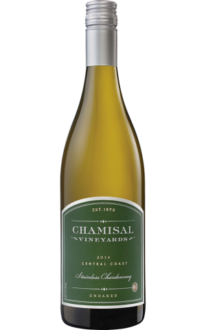 Pellegrini Vineyards Chardonnay Stainless Steel 2014