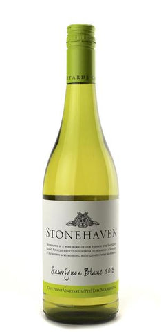 Cape Point Vineyards Sauvignon Blanc Stonehaven 2015
