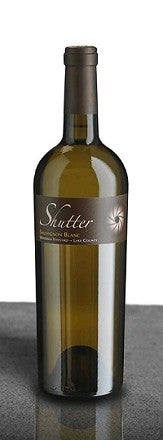 Shutter Sauvignon Blanc Windrem Vineyard 2014