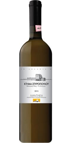Domaine Spiropoulos Mantinia 2015