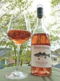 High Hook Pinot Noir Rose 2015