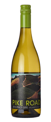 Pike Road Pinot Gris 2015