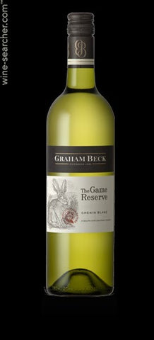 Graham Beck Chenin Blanc The Game Reserve 2015