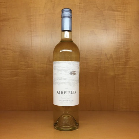 Airfield Estates Sauvignon Blanc 2015