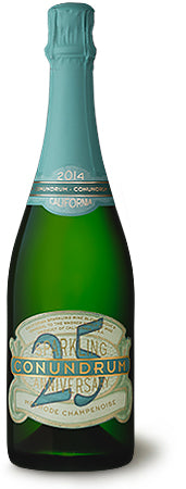 Conundrum Sparkling 25th Anniversary 2014