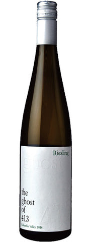 The Ghost Of 413 Riesling 2014