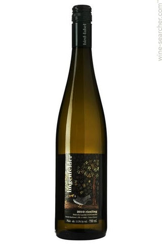 Lingenfelder Riesling Bird Label 2015