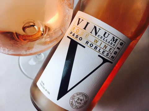 Vinum Cellars Rose 2016