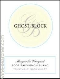 Ghost Block Sauvignon Blanc Morganlee Vineyard 2016