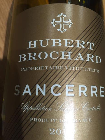 Hubert Brochard Sancerre Tradition 2016