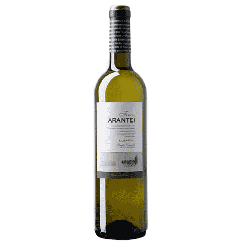Finca de Arantei Albarino Single Vineyard 2016