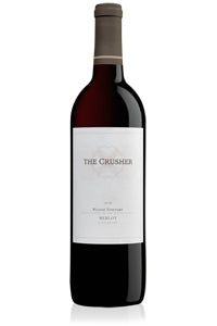 The Crusher Merlot Wilson Vineyard 2015